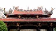 Mengjia Longshan Temple video
