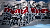 Mental Illness Flag video