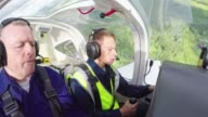 Mentored Practice of Young Student Pilot video