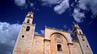 Merida, Cathedral. Time Lapse video