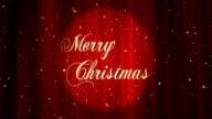 Merry Christmas - 4K video