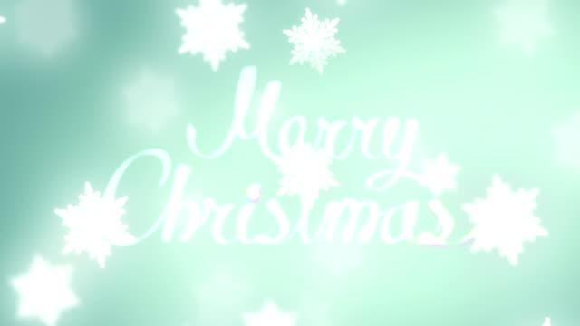 Merry Christmas video