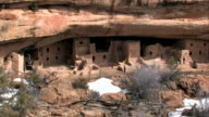 Mesa Verde Ranger walk to ruins video