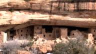 Mesa Verde Spruce Tree ruin ranger video