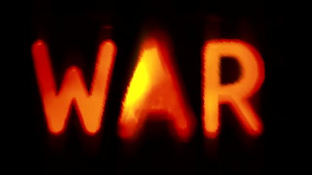 Message 'Stop the war' video