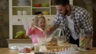 Messy Little Baker video
