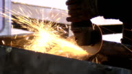 Metal Cutting video