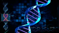 Metal DNA strand video