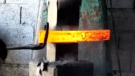Metal Forging video