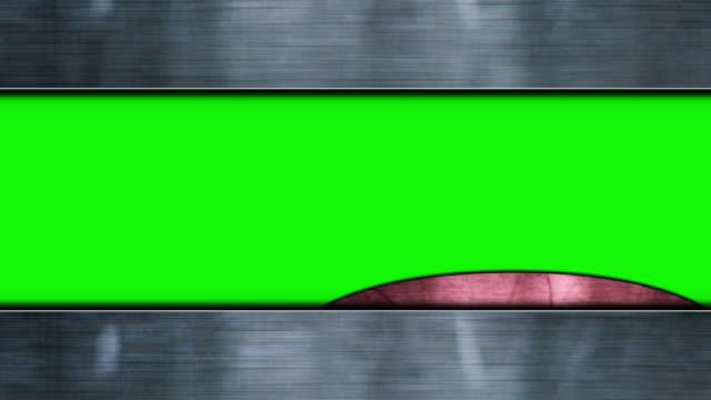 Metal Gate Open / Close - HD1080 video