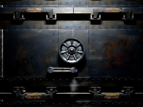 Metal Gate Opens video