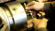 metal milling machine video