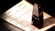 metronome 60 beats per minute audio video