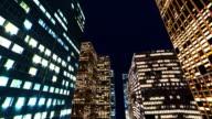 Metropolis at Night video