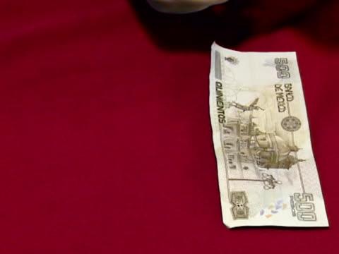 Mexican 500 Peso Bills (NTSC) video