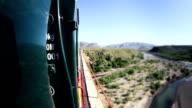 mexican train, chihuahua, sierra madre video