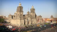 Mexico City Metropolitan Cathedral video