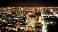 TIME LAPSE: Mexico City, Night video