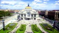 Mexico City, Palace Bellas Artes video