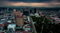 TIME LAPSE: Mexico City video