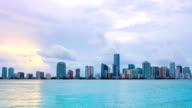 Miami at Dusk video