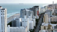 Miami Beach Cityscape video