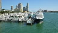 Miami Beach Marina video