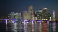 Miami Skyline video