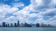 HD - Miami Skyline video