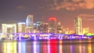Miami Timelapse video