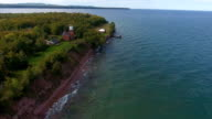 Michigan historic lighthouses video