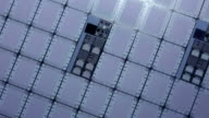 Microchips fabrication video