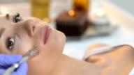 Microdermabrasion at Beauty Salon video
