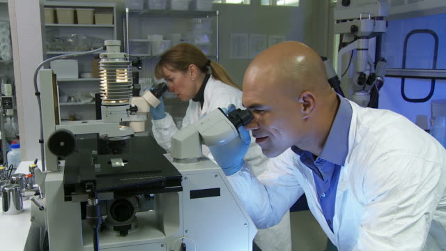 Microscopic Breakthrough video