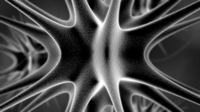 Microscopic Virus video