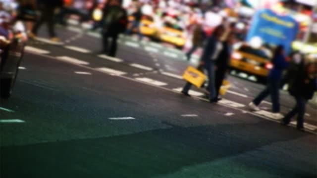 Midtown Manhattan - Busy NYC video