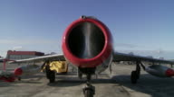 MiG-15 30_1 dolly shot video