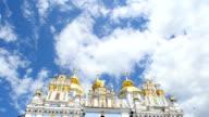 Mikhaylovsky church, Kiev, Ukraine. video
