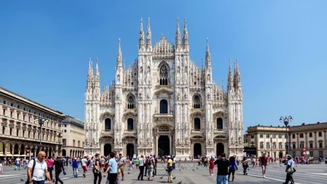 Milan Duomo, Milan, Italy video