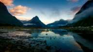 Milford Sound, Fiordland, New Zealand video