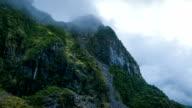 Milford Sound, Fiordland, New Zealand video