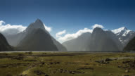 TIME LAPSE: Milford Sound video