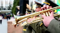 military band (военный оркестр) video