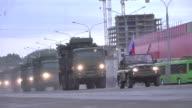 Military equipment video