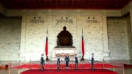 Military Performance at the Chiang Kai-Shek Memorial video