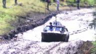 Military Racing video