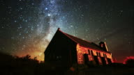Milky way at Southern Hemisphere sky, New Zealand (Montage) video