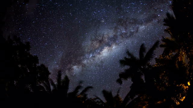 Milky Way Timelapse in the Southern Hemisphere video