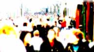Millions of city people video