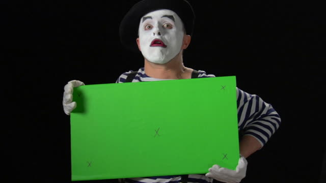 Mime Green Card 6 - medium with Tracking Points video